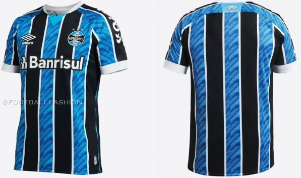 Grêmio 2020 2021 Umbro Home and Away Football Kit, Soccer Jersey, Shirt, Camisa