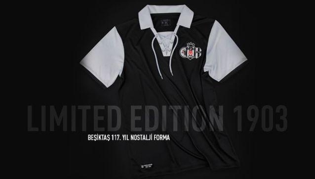 Beşiktaş JK 117th Anniversary Football Kit, Forma, Shirt, Soccer Jersey