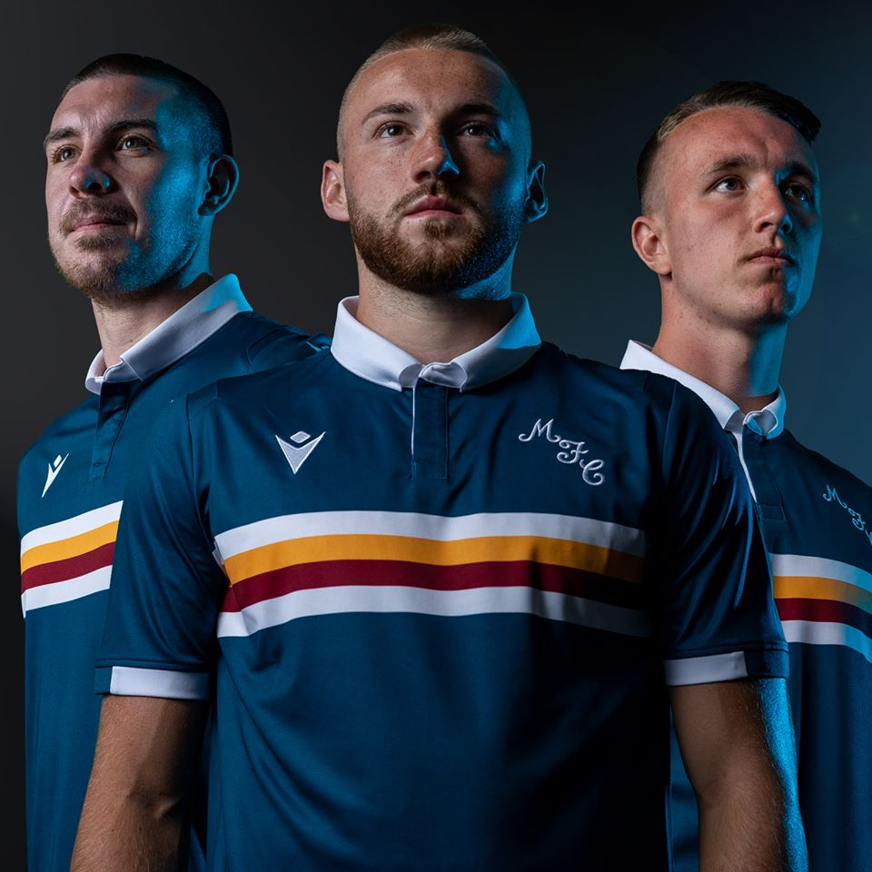 Motherwell Fc 2020 21 Macron Away Kit Football Fashion Org