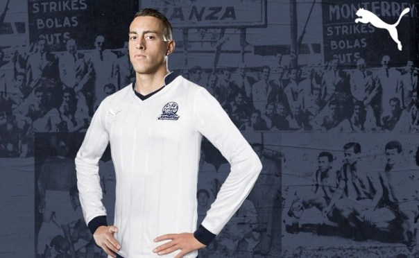 Rayados 75th Anniversary PUMA Soccer Jersey, 2020/21 Football Kit, 2020-21 Shirt, Camiseta 75 Aniversario