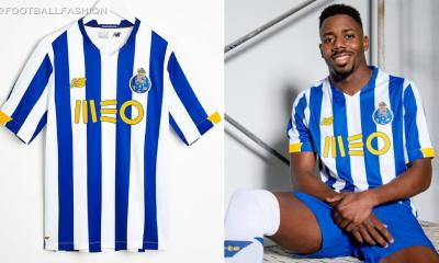 FC Porto 2020 2021 New Balance Home Football Kit, 2020-21 Soccer Jersey, 2020/21 Shirt, Camisa, Camisola