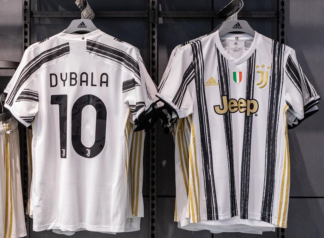 Juventus 2020/21 adidas Home Kit - FOOTBALL FASHION