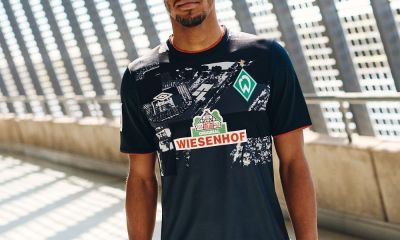 Werder Bremen 2020 2021 Umbro City Football Kit, 2020-21 Soccer Jersey, 2020/21 Shirt, Trikot, Stadt-Trikot