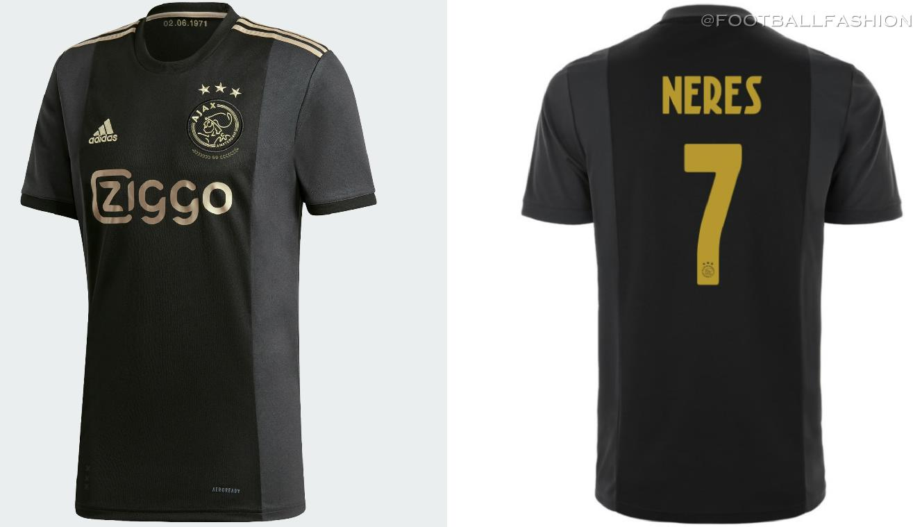 Afc Ajax 2020 21 Adidas European Kit Football Fashion Org