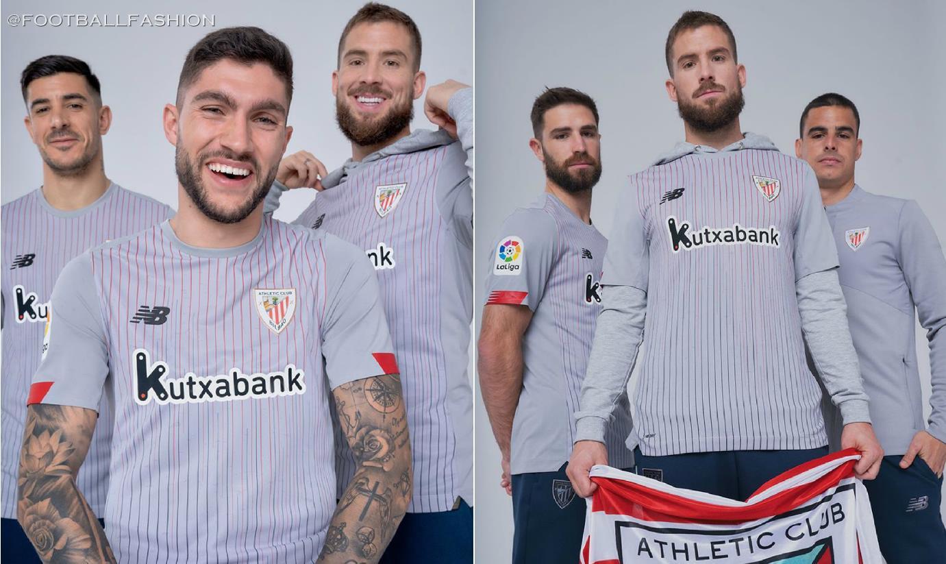 Athletic Club 2020/21 New Balance Away Kit - FOOTBALL FASHION