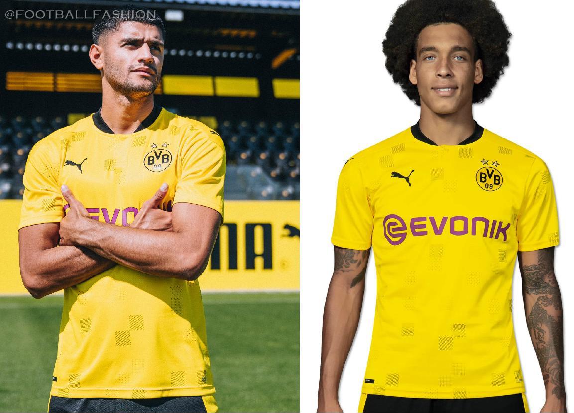 Borussia Dortmund 2020 21 Puma Cup Kit Football Fashion Org