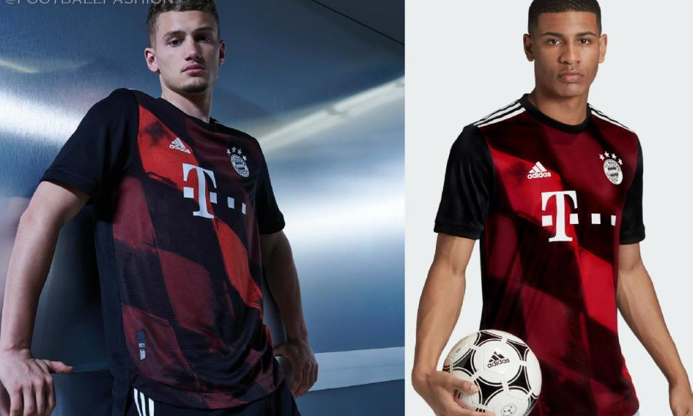 Bayern Munich 2020 2021 adidas Third Champions League Football Kit, 2020/21 Soccer Jersey, 2020-21 Shirt, Trikot, Maillot, Tenue, Camisa, Camiseta