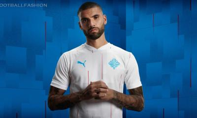 Iceland 2020 2021 PUMA Away Football Kit, 2020-21 Soccer Jersey, 2020/21 Shirt