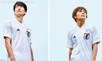 Japan 2020 2021 adidas White Away Football Kit, 2020-21 Soccer Jersey, 2020/21 Shirt