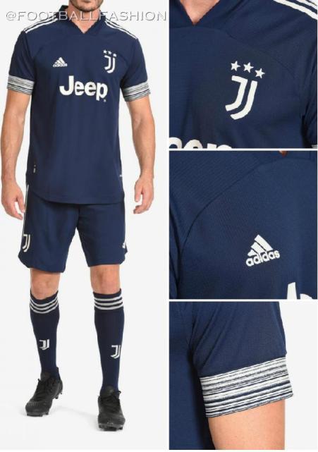 Juventus 2020/21 adidas Away Football Kit, 2020-21 Shirt, 2020/21 Jersey, Maglia, Gara, Camiseta, Camisa, Trikot, Dres, Maillot