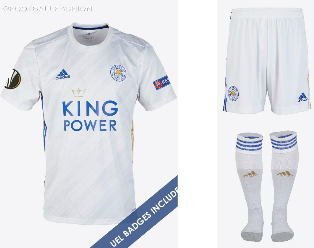 Leicester City 2020/21 adidas Away Kits - FOOTBALL FASHION.ORG