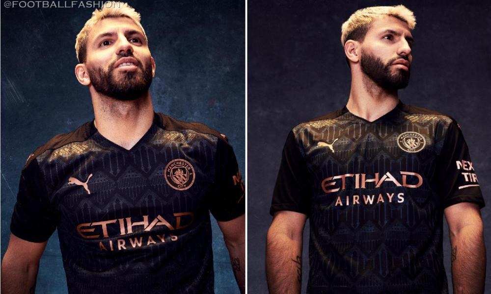 Manchester City 2020 21 Puma Away Kit Football Fashion Org