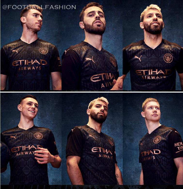 Manchester City 2020/21 PUMA Away Kit - FOOTBALL FASHION