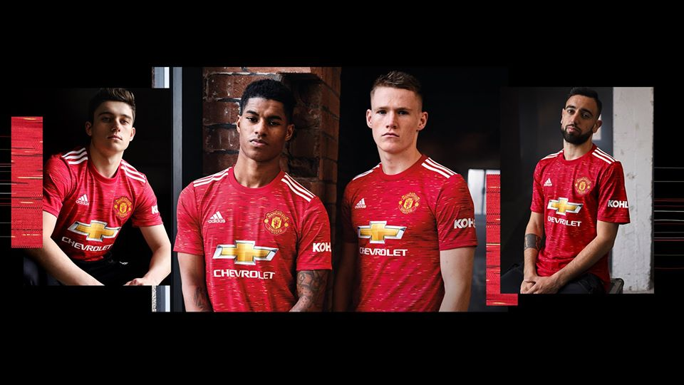 Manchester United 2020 21 Adidas Home Kit Football Fashion Org
