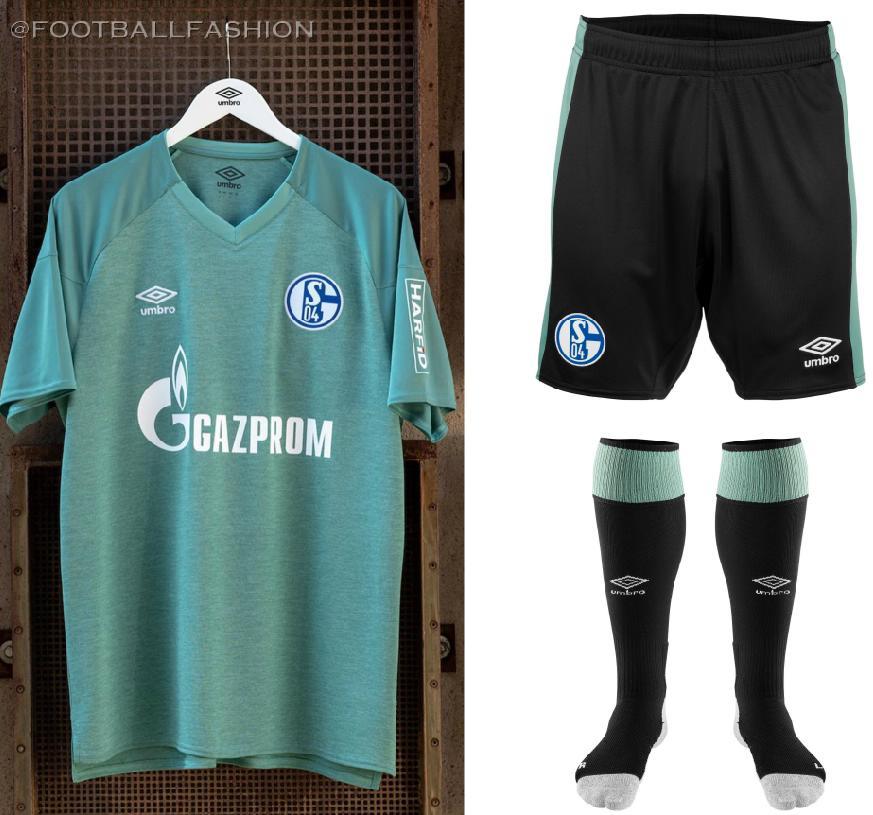 Schalke 04 2020/21 Umbro Home