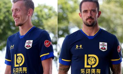Southampton FC 2020/21 Under Armour Away Football Kit, 2020/21 Soccer Jersey, 2020-21 Shirt