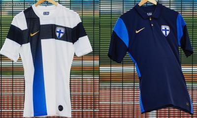 Finland 2020 2021 Nike Home Football Kit, 2020-21 Soccer Jersey, 2020/21 Shirt, Maajoukkueen Virallinen Kotipelipaita