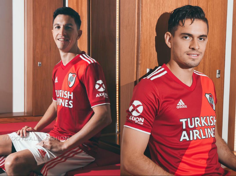 River Plate 2020/21 adidas Away Kit - FOOTBALL FASHION