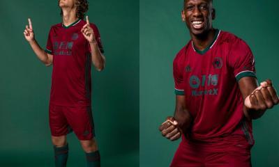 Wolverhampton Wanderers 2020 2021 adidas Third Football Kit, 2020-21 Soccer Jersey, 2020/21 Shirt, Camiseta, Camisa, Camisola