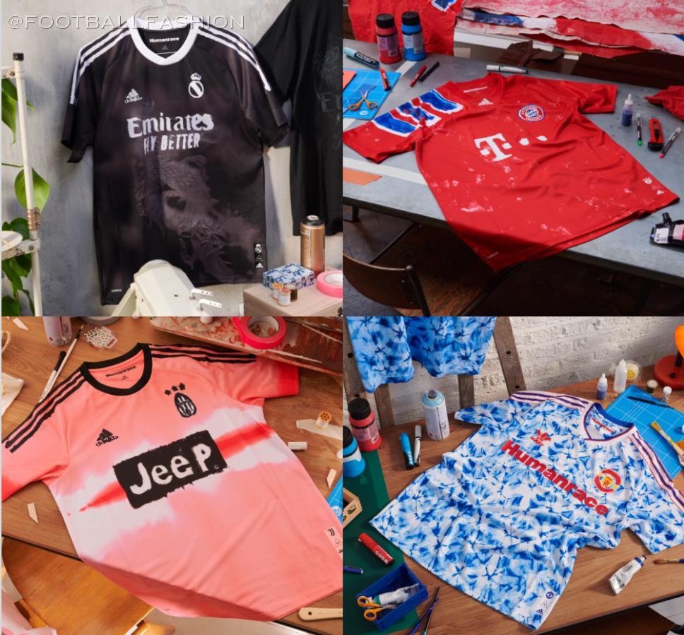 adidas x humanrace x pharrell kits football fashion adidas x humanrace x pharrell kits
