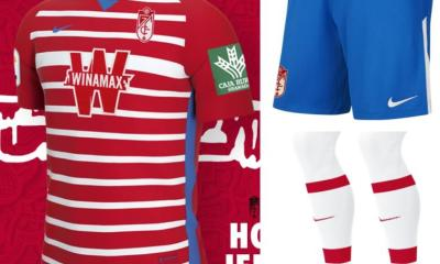Granada CF 2020 2021 Nike Home, Away and Third Football Kit, 2020-21 Soccer Jersey, 2020/21 Shirt, Camiseta de Futbol