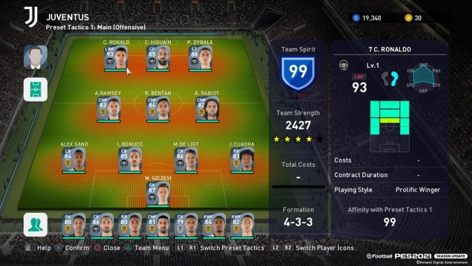 Review: eFootball PES 2021 SEASON UPDATE Pro Evolution Soccer
