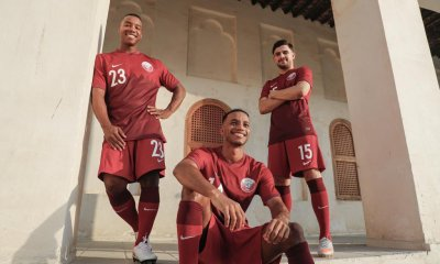 Qatar 2020 2021 Nike Home and Away Soccer Jersey, 2020-21 Shirt, 2020/21 Football Kit