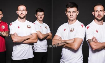 Belarus 2020 2021 Macron Home and Away Football Kit, 2020-21 Soccer Jersey, 2020/21 Shirt