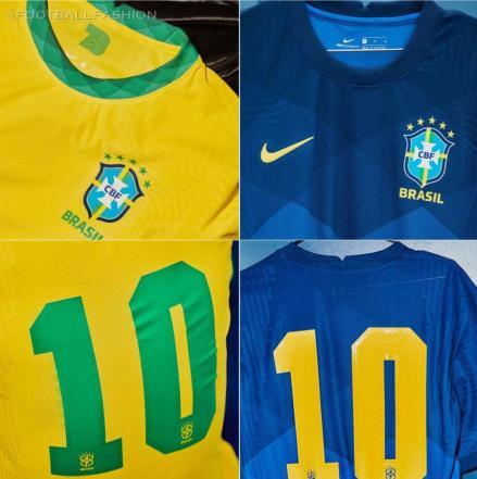 Brazil 2020 2021 Nike Soccer Jersey, Camiseta, Camisa, 2020-21 Football 2020/21 Shirt, Kit, Brasil