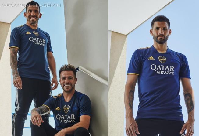 Boca Juniors 2020 2021 adidas Fourth Football Kit, 2020-21 Soccer Jersey, 2020/21 Shirt, Camiseta de Futbol