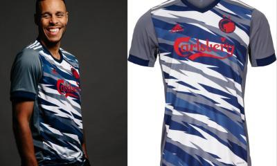 FC Copenhagen 2020 2021 adidas Third Football Kit, 2020-21 Soccer Jersey, Shirt, Spilletrøje, 2020/21 FC København Trøjer