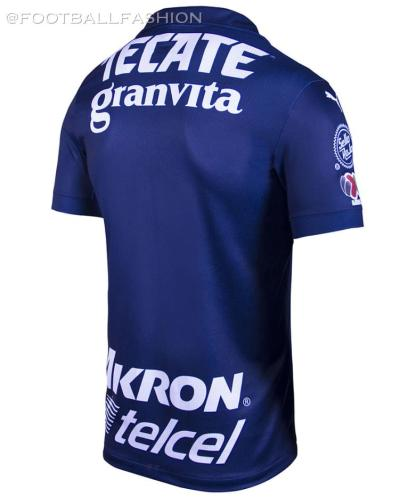 Chivas de Guadalajara 2021 PUMA Third Soccer Jersey, Shirt, Football Kit, Camiseta de Futbol, Equipacion