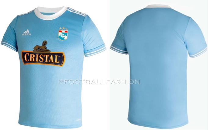 Sporting Cristal 2020 adidas Home Football Kit, Soccer Jersey, Shirt, Camiseta de Futbol