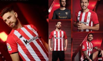Athletic Club Bilbao 2021 2022 New Balance Home Football Kit, 2021/22 Soccer Jersey, 2021-22 Shirt, Camiseta de Futbol 21/22