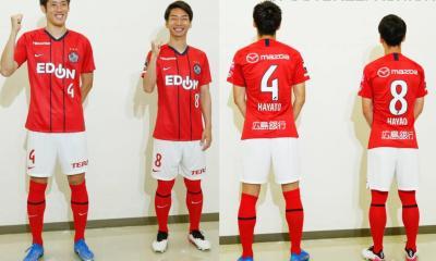 Sanfrecce Hiroshima 2021 Nike Special Edition Football Kit, Soccer Jersey, Shirt