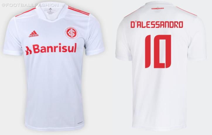 SC Internacional 2021/22 adidas Away Football Kit, 2021 Shirt, 2022 Soccer Jersey, Camisa 2021-22