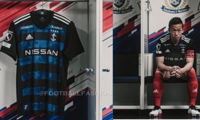 Yokohama F. Marinos 2021 Special Edition adidas Football Kit, Soccer Jersey, Shirt