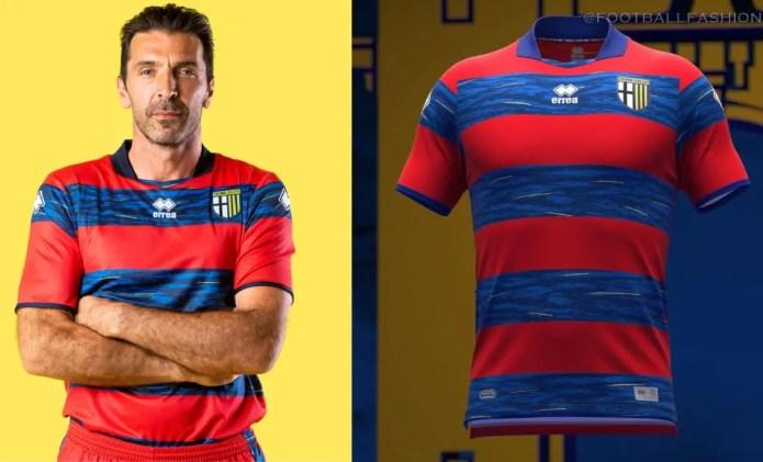 Parma Calcio 2021 2022 Gigi Buffon Football Kit, 2021/22 Shirt, 2021-22 Soccer Jersey, Gara, Maglia