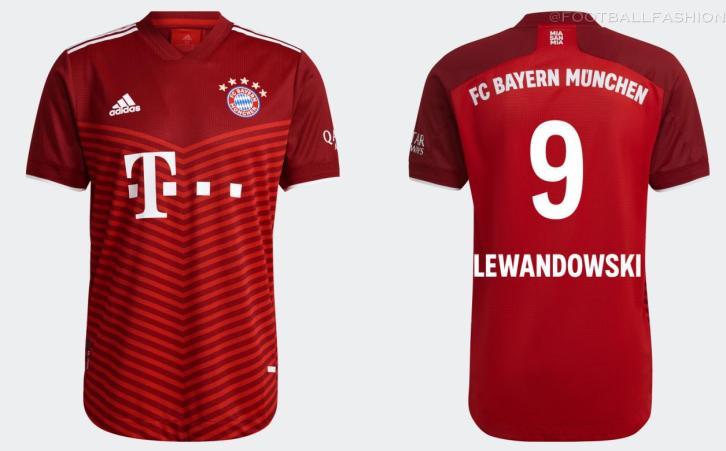 Bayern Munich 2021 2022 adidas Home Football Kit, 2021-22 Soccer Jersey, 2021/22 Shirt, 21-22 Trikot, Maillot, Tenue, Camisa, Camiseta 21/22, Heimtrikot