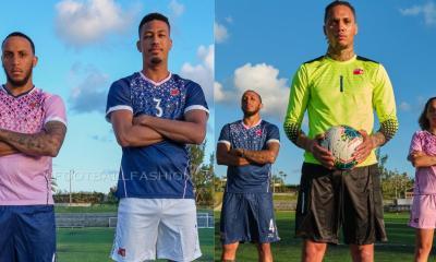 Bermuda 2021 2022 Score Home and Away 2021/22 Football Kit, 2021-22 Soccer Jersey, Shirt