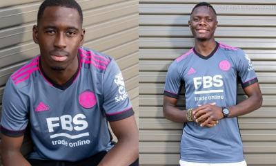 Leicester City 2021 2022 adidas Third Football Kit, 2021/22 Soccer Jersey, 2021-22 Shirt