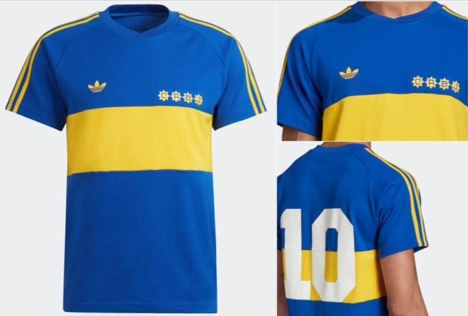 Boca Juniors 2021/22 Nike Blue Home Football Kit, 2021 Soccer Jersey, 2022 Shirt, Camiseta de Futbol 21-22