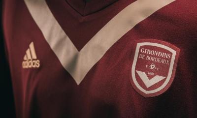 Girondins de Bordeaux 140th Anniversary Football Kit, 2021 2022 Soccer Jersey, 2021/22 Shirt, Maillot 140ans