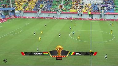 Full Match: Ghana vs Mali