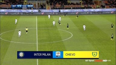Full Match: Inter Milan vs Chievo