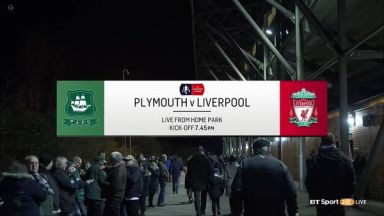 Full Match: Plymouth Argyle vs Liverpool