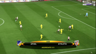 Full match: APOEL vs Athletic Bilbao