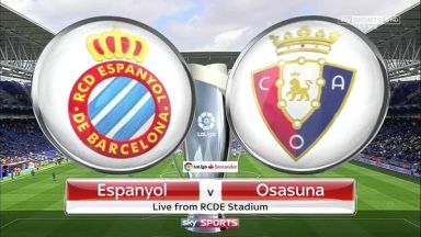 Full match: Espanyol vs Osasuna