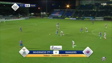 Full match: Inverness CT vs Rangers
