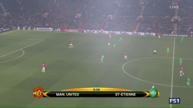 Full match: Manchester United vs Saint-Etienne